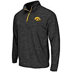 Men's Iowa Hawkeyes Action Pass Pullover