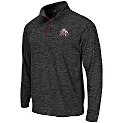 Men's Mississippi State Bulldogs Action Pass Pullover