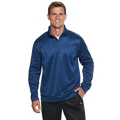 Men's Tek Gear® Peformance Quarter-Zip Fleece