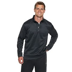 Men's Tek Gear® Peformance Quarter-Zip Fleece