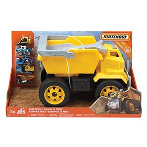 Matchbox Sand Truck by Mattel