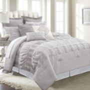 PCT Melrose Embellished 8-pc. Comforter Set