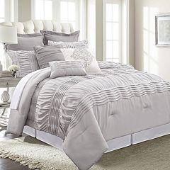 PCT Melrose Embellished 8-pc. Comforter Set