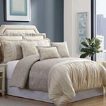 Pacific Coast Textiles Jardin Jacquard 8-pc. Comforter Set