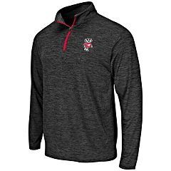 Men's Wisconsin Badgers Action Pass Pullover