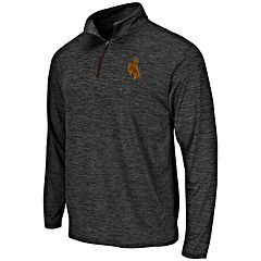 Men's Wyoming Cowboys Action Pass Pullover
