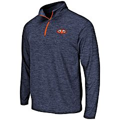 Men's Auburn Tigers Action Pass Pullover