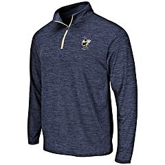 Men's Georgia Tech Yellow Jackets Action Pass Pullover