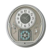 Seiko Melodies In Motion Wall Clock - QXM375SRH
