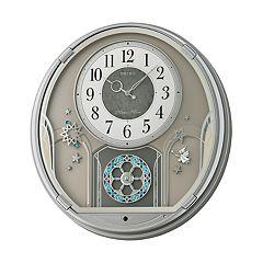 Seiko Melodies In Motion Wall Clock - QXM375SRH