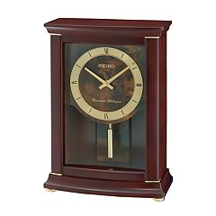 Seiko Contemporary Classics Mantel Clock - QXQ033BLH