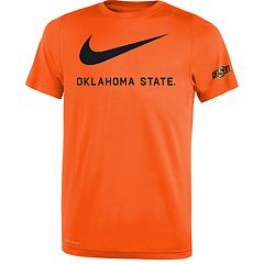 Boys 8-20 Nike Oklahoma State Cowboys Legend DNA Tee