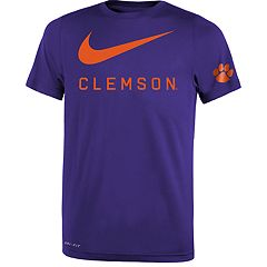 Boys 8-20 Nike Clemson Tigers Legend DNA Tee