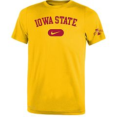 Boys 8-20 Nike Iowa State Cyclones Legend DNA Tee
