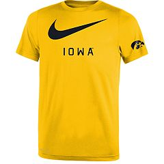 Boys 8-20 Nike Iowa Hawkeyes Legend DNA Tee