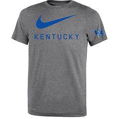 Boys 8-20 Nike Kentucky Wildcats Legend DNA Tee
