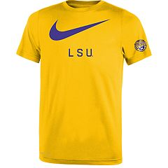 Boys 8-20 Nike LSU Tigers Legend DNA Tee