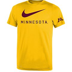 Boys 8-20 Nike Minnesota Golden Gophers Legend DNA Tee