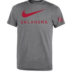Boys 8-20 Nike Oklahoma Sooners Legend DNA Tee