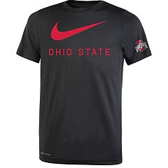 Boys 8-20 Nike Ohio State Buckeyes Legend DNA Tee