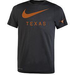 Boys 8-20 Nike Texas Longhorns Legend DNA Tee