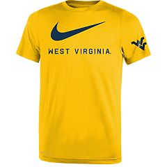 Boys 8-20 Nike West Virginia Mountaineers Legend DNA Tee