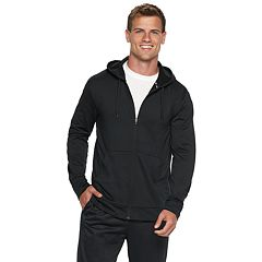 Men's Tek Gear® Stretch Full-Zip Hoodie
