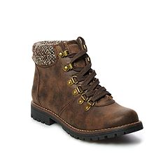 SONOMA Goods for Life™ Crayon Women's Hiking Boots