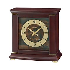 Seiko Contemporary Classics Desk Clock - QXJ030BLH