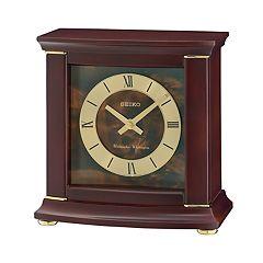 Seiko Contemporary Classics Desk Clock - QXJ030BLH