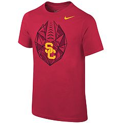 Boys 8-20 Nike USC Trojans Football Icon Tee
