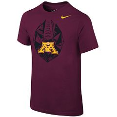 Boys 8-20 Nike Minnesota Golden Gophers Football Icon Tee