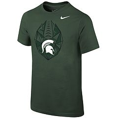 Boys 8-20 Nike Michigan State Spartans Football Icon Tee