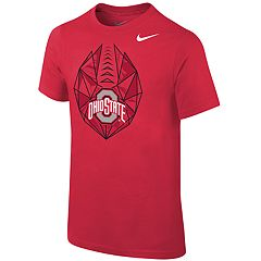 Boys 8-20 Nike Ohio State Buckeyes Football Icon Tee