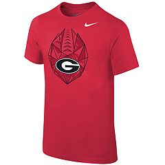 Boys 8-20 Nike Georgia Bulldogs Football Icon Tee