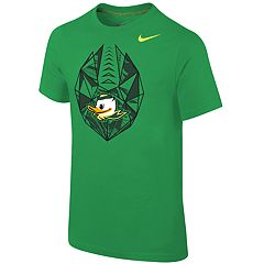 Boys 8-20 Nike Oregon Ducks Football Icon Tee