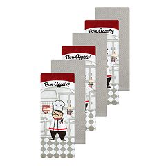 The Big One® Chef Kitchen Towel 6-pack