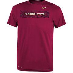 Boys 8-20 Nike Florida State Seminoles Legend Sideline Tee