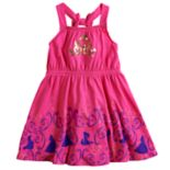 Disney Princess Toddler Girl Sequin Bow-Back Dress by Jumping Beans®