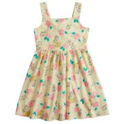 Disney's Beauty and the Beast Belle Toddler Girl Rose Print Dress by Jumping Beans®