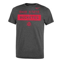 Boys 8-20 Nike Ohio State Buckeyes Legend Lift Tee