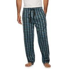 Men's Van Heusen Plaid Woven Sleep Pants