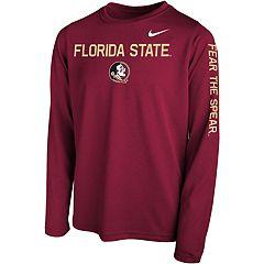 Boys 8-20 Nike Florida State Seminoles Legend Core Tee
