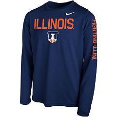 Boys 8-20 Nike Illinois Fighting Illini Legend Core Tee