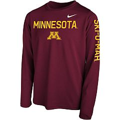 Boys 8-20 Nike Minnesota Golden Gophers Legend Core Tee