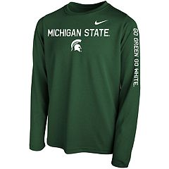 Boys 8-20 Nike Michigan State Spartans Legend Core Tee