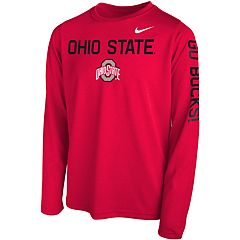 Boys 8-20 Nike Ohio State Buckeyes Legend Core Tee