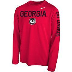 Boys 8-20 Nike Georgia Bulldogs Legend Core Tee