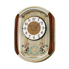 Seiko Melodies In Motion Wall Clock - QXM275BRH