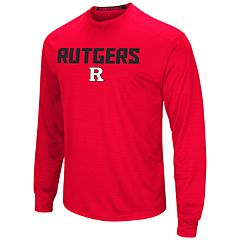 Men's Campus Heritage Rutgers Scarlet Knights Setter Tee